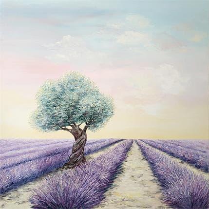 Blandin Magali Douceurs de Provence 100 x 100 cm