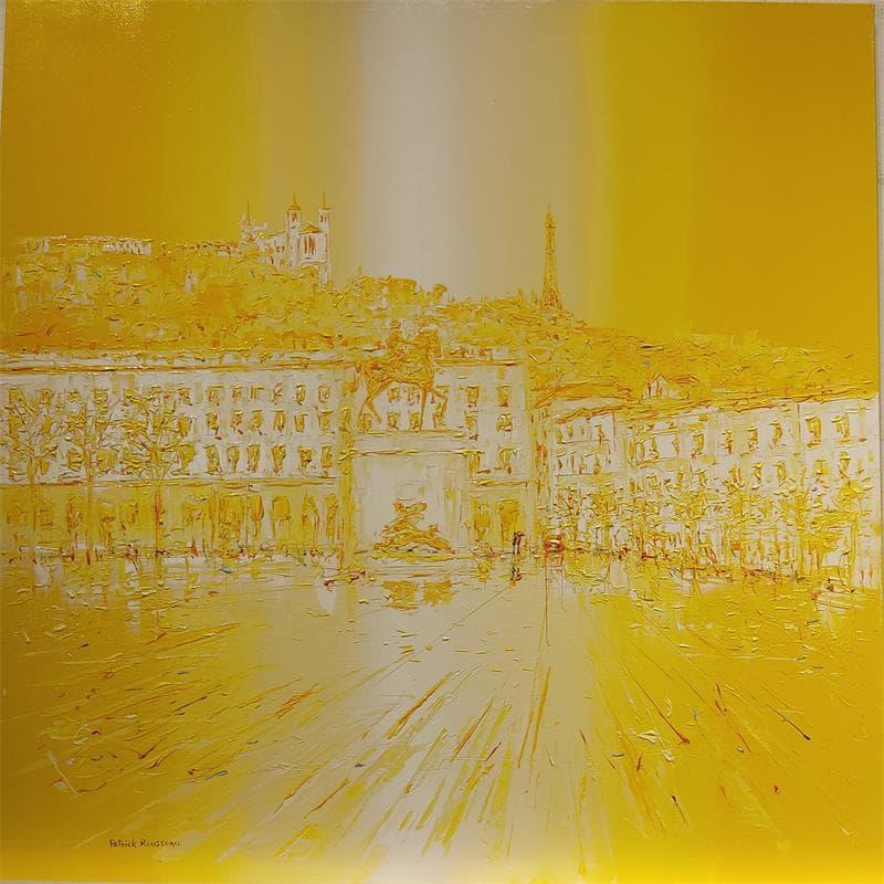 Place Bellecour (jaune)