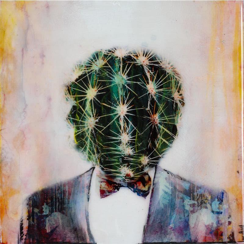 Cactus en su cabesa II