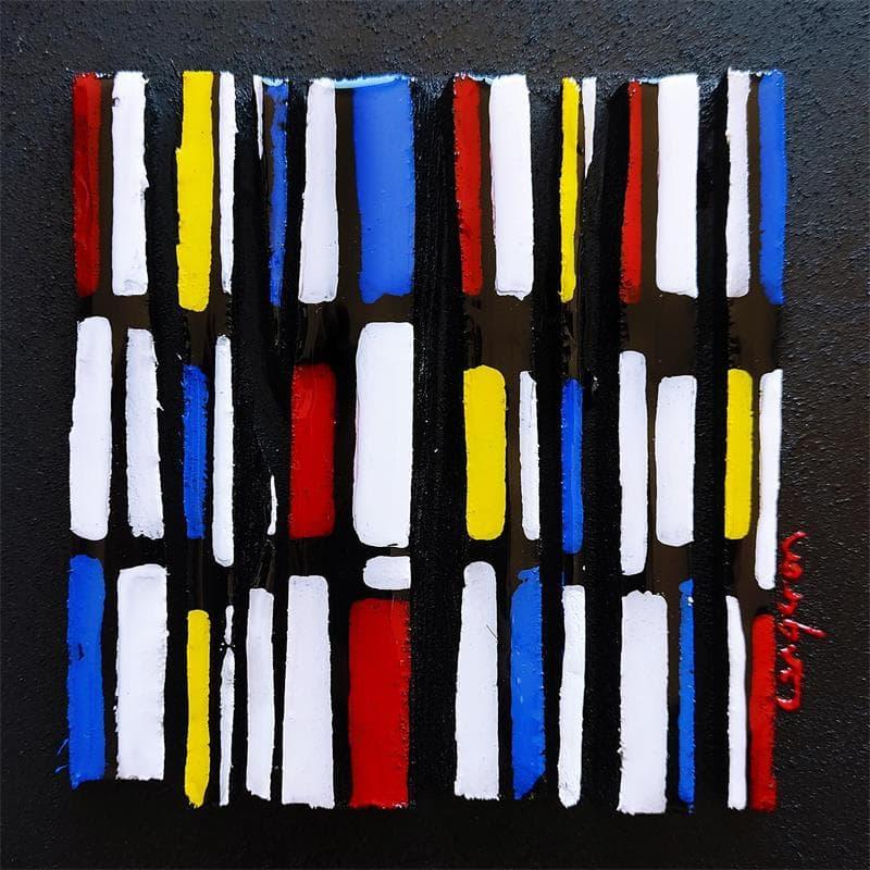 Hommage Mondrian Bc 9