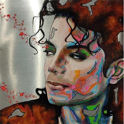 Medeya Lemdiya Michael Jackson 25 x 25 cm