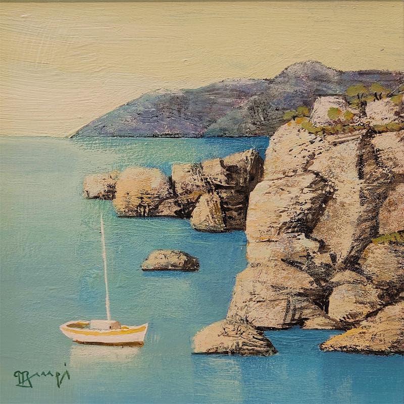 AM88 Le bateau blanc