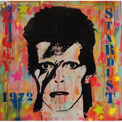 Kikayou Bowie 100 x 100 cm
