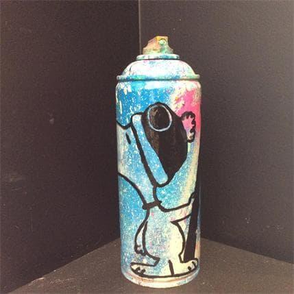 Kikayou Snoopy Ski 7 x 7 x 19 cm