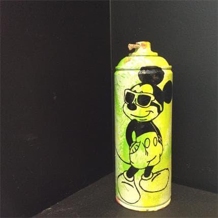 Kikayou Mickey 7 x 7 x 19 cm