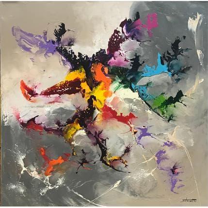 Thierry Zdzieblo 18.03.13 100 x 100 cm