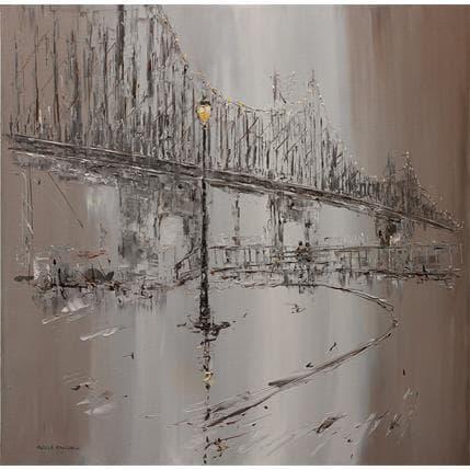 Rousseau Patrick Manhattan 100 x 100 cm
