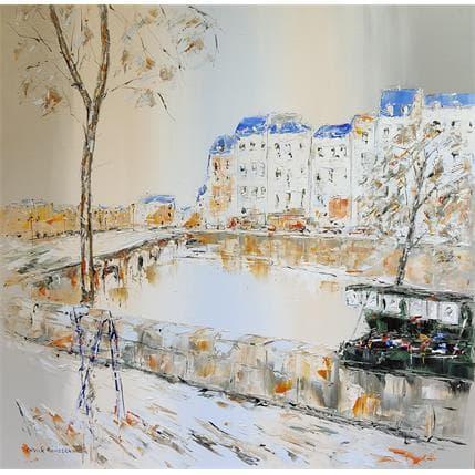 Rousseau Patrick C'est Paris la chance 100 x 100 cm