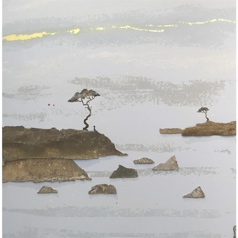 récifs dans la brume n°3822