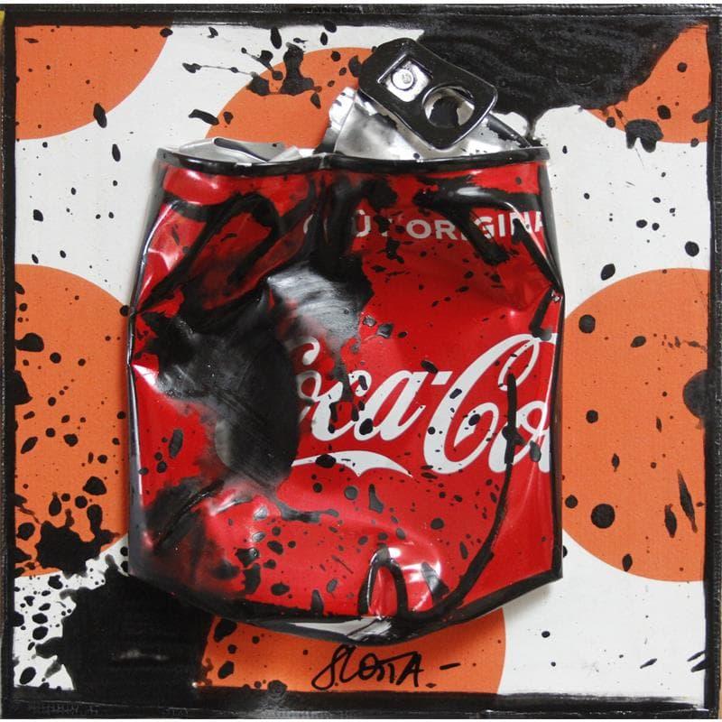 Bubble coke