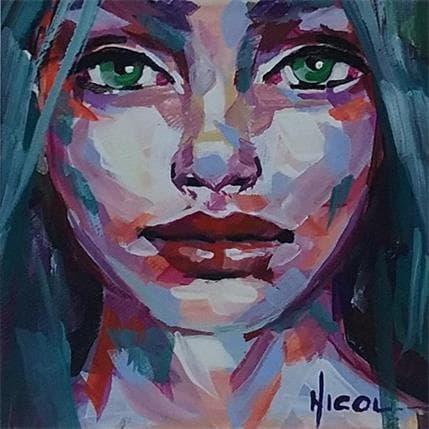 Nicoleta Vacaru Célia 13 x 13 cm