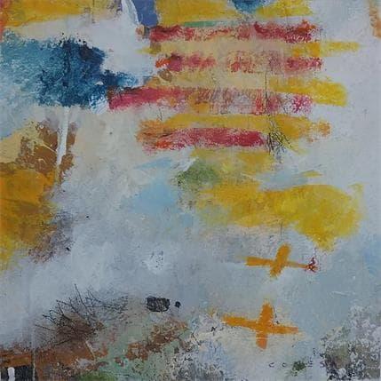 Francisco Jiménez Conesa Sans titre 25 x 25 cm