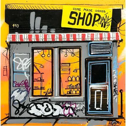 Pappay The grey shop 19 x 19 cm