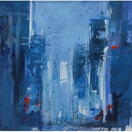 Richard Poumelin Edifices 13 x 13 cm