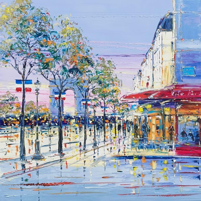 Apéro aux Champs Elysées