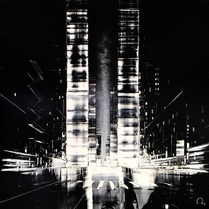Julien Rey Artefact 100 x 100 cm