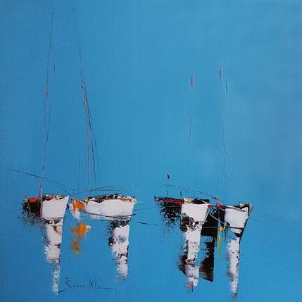 Bruno Klein Ni terre, ni mer 2 50 x 50 cm