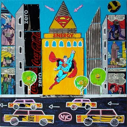 Lovisa Kryptonien 36 x 36 cm