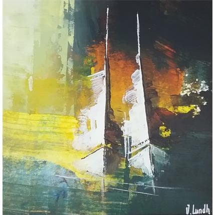 Jonas Lundh Togetherness 13 x 13 cm