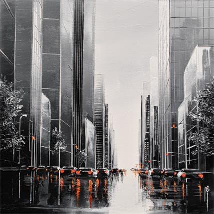 Maurizio Galloro Lueur urbaine 19 x 19 cm