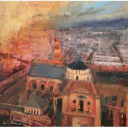 Amine Karoun Mezquita cordoba 36 x 36 cm