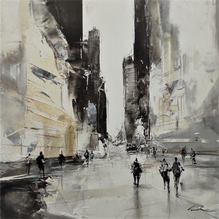 Richard Poumelin Aisance 25 x 25 cm