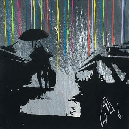 Alessandro Di Vicino Gaudio Underground 13 x 13 cm