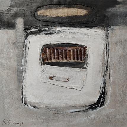 Lydia Van Domburgh Sans titre D2 36 x 36 cm