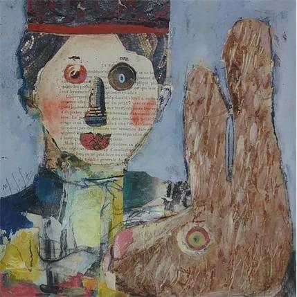 Miguel De Sousa Le texte est ailleurs 25 x 25 cm