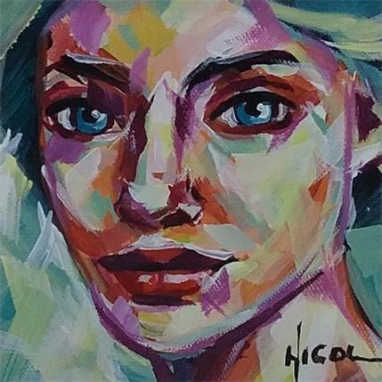 Nicoleta Vacaru Augustina 13 x 13 cm