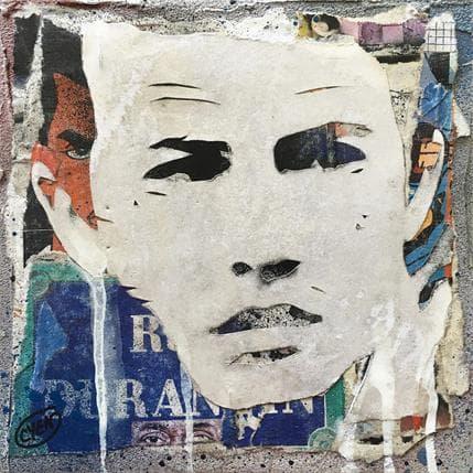 Cyen Rue Durantin - Paris 13 x 13 cm
