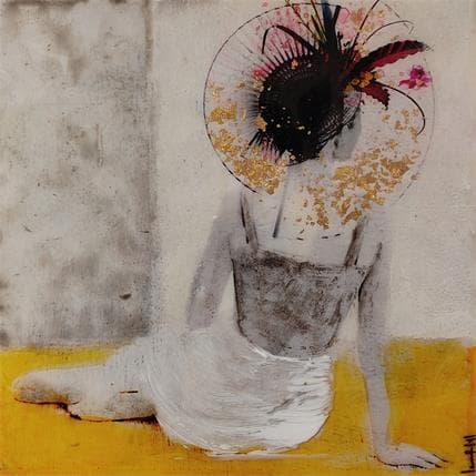 Laura Bofill Un descanso 25 x 25 cm