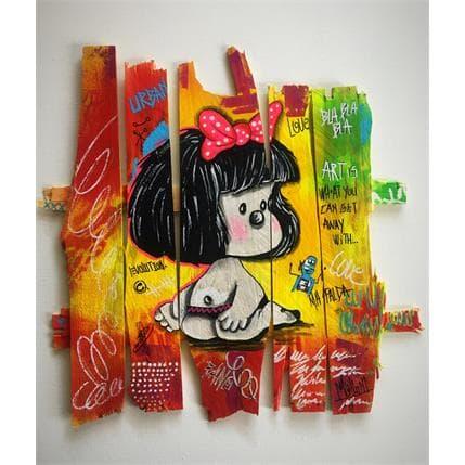 Molla Nathalie  Mafalda 36 x 36 cm