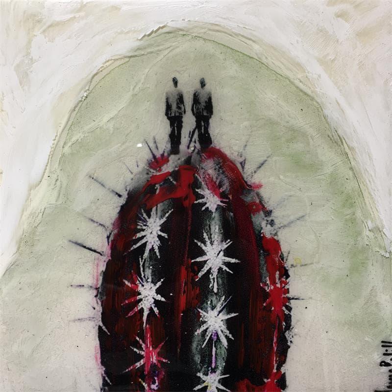 Dos chicos y un cactus