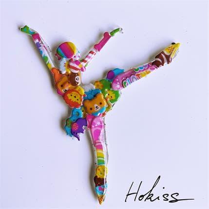 Hokiss Danseuse I 13 x 13 cm