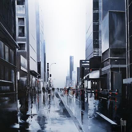 Maurizio Galloro Odeur de pluie 50 x 50 cm
