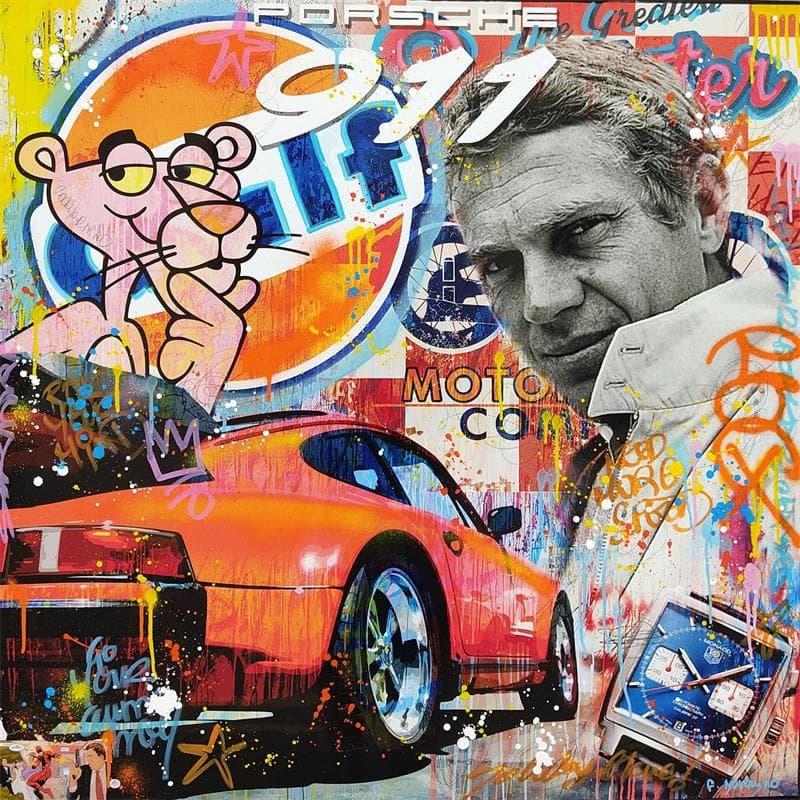 911 Orange Steve
