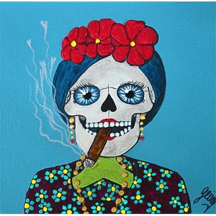 Geiry Clase cubana 13 x 13 cm