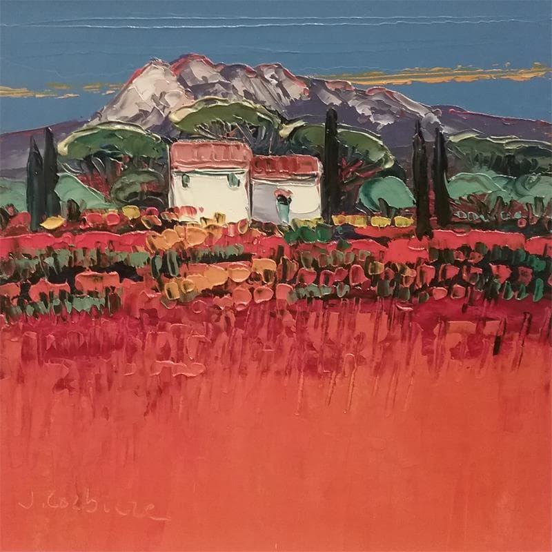Le mont Saint Victoire