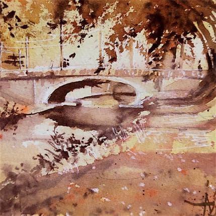 Abbatucci Violaine Charme automnal 13 x 13 cm