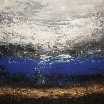 Silvia Depaire Océan I 100 x 100 cm