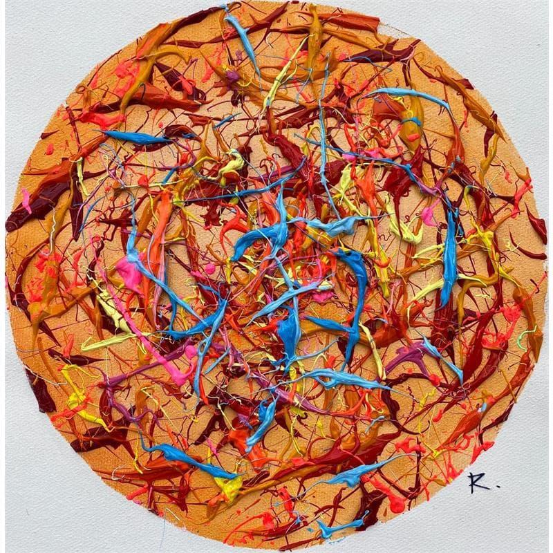 Peintures petit format Abstrait Acrylique</h2>