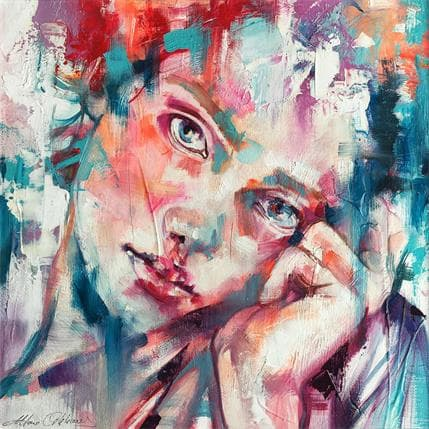 Monica Abbondanzia Charis 25 x 25 cm