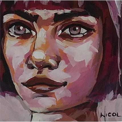 Nicoleta Vacaru Hyleen 13 x 13 cm