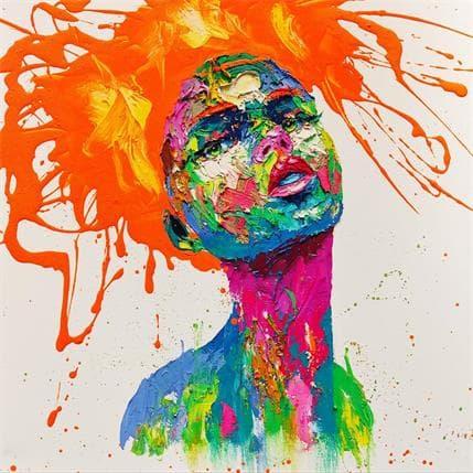 Agusil Marc Orange Love 70 x 70 cm