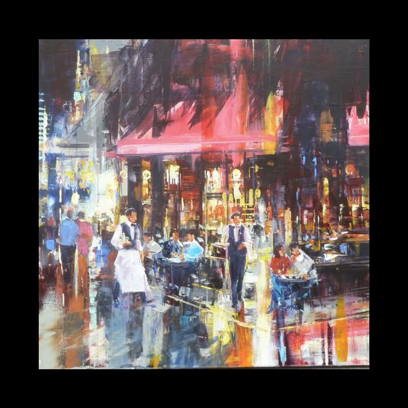 Large paintings Figurative Acrylic</h2>