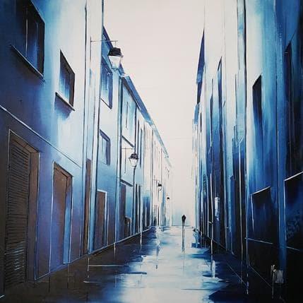 Maurizio Galloro Introspection 50 x 50 cm