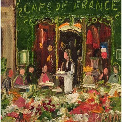 Arkady Café de France 13 x 13 cm