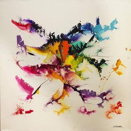 Thierry Zdzieblo 17.01.58 100 x 100 cm