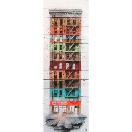Graffmatt Deli coffee 40 x 120 cm